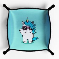 Piste de Dés Hello Unicorne