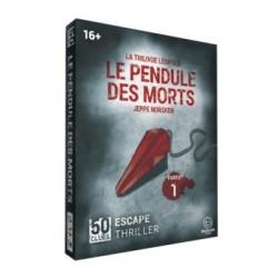 La trilogie Léopold - Le pendule des morts