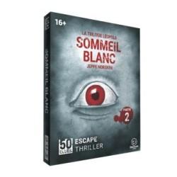 La trilogie Léopold - Sommeil blanc
