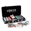Malette de poker Grimaud 300 jetons (11.5g)