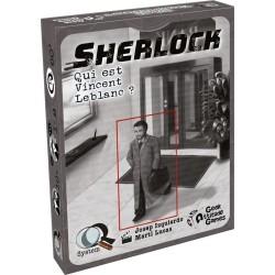 Q-System - Sherlock - Qui est Vincent Leblanc?