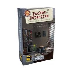 Pocket Detective - 1ère enquête - Meurtre à l'Université