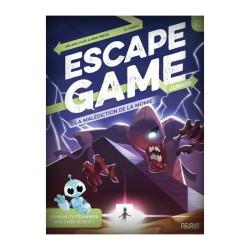Escape Game Junior - La malédiction de la momie (Livre)