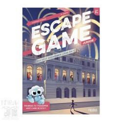 Escape Game Junior - Qui veut assassiner Louis XIV (Livre)