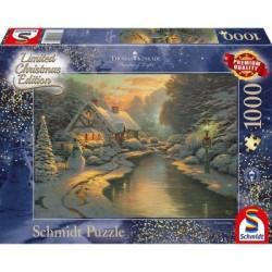 Puzzle 1'000 pièces - La Croix