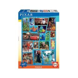 Puzzle 1'000 pièces - Veillée de Noël