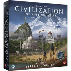 Civilization Une Nouvelle Aube - Terra Incognita