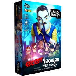 Hello Neighbor - The Secret Neighbor Party Game