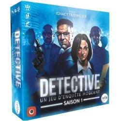 Detective un jeu d'enquête moderne saison 1