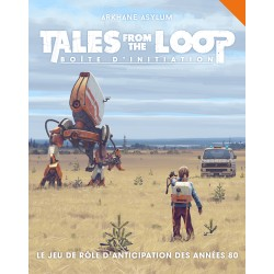 Tales from the Loop - Boite d'initiation