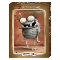 Puzzle 1'000 pièces - Zozoville