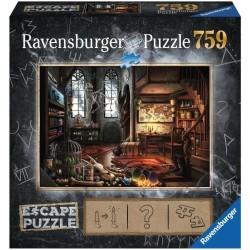 Escape Puzzle - Dans le laboratoire de dragonologie