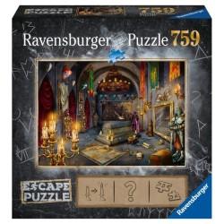Escape Puzzle - Dans le château du vampire