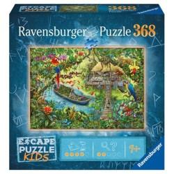 Escape Puzzle Kids - Expédition dans la jungle
