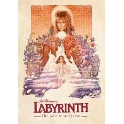 Labyrinthe de Jim Henson Le jeu d'aventure