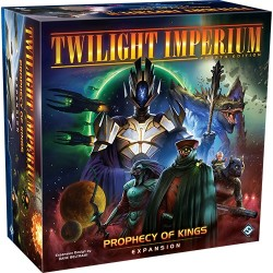 Twilight Imperium - Prophecy of Kings (En)