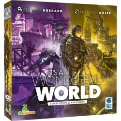 It's a Wonderful World - Corruption et Ascension