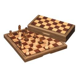 Coffret d'échecs, case 22 mm