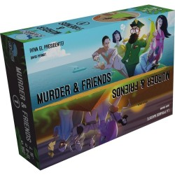 Murder and Friends