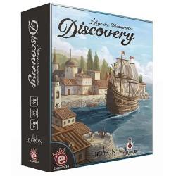 Discovery L'âge des découvertes