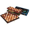 Coffret d'échecs, case 30 mm - magnétique