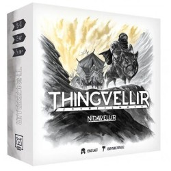 Nidavellir - Thingvellir