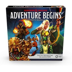 Dungeons and Dragons : Adventure Begins