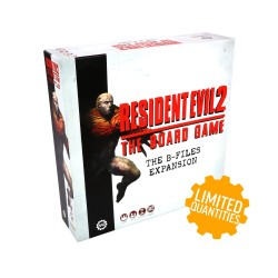 Resident Evil 2 The Board game - The B-Files