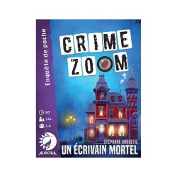 Crime Zoom Un écrivain mortel