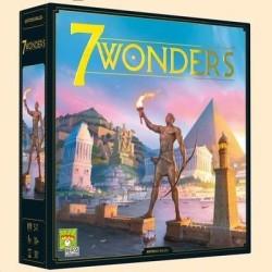 7 Wonders 2ème édition