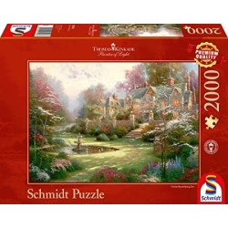 Puzzle 2'000 pièces - Maison de campagne