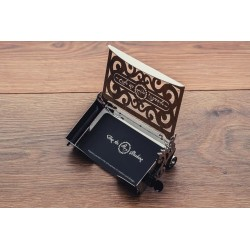 Time for Machine - Perfecto Card Case