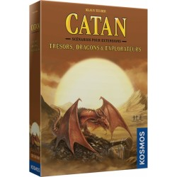 Catan - Trésors, dragons et explorateurs