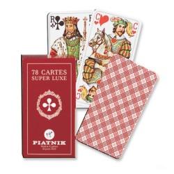 Jeu de Tarot - 78 cartes Super Luxe