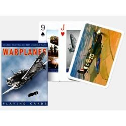 Carte à jouer - Piatnik Warplanes - 55 cartes