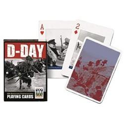Carte à jouer - Piatnik D-Day - 54 cartes