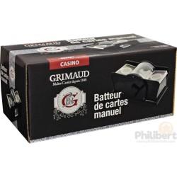 Batteur de cartes manuel - Grimaud