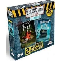 Escape Room - 2 joueurs : La petite fille + La maison du lac