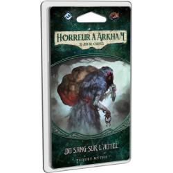 Horreur à Arkham JCE - Du sang sur l'autel
