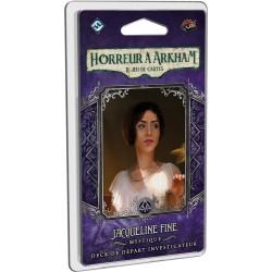 Horreur à Arkham JCE - Deck d'investigateur - Jacqueline Fine
