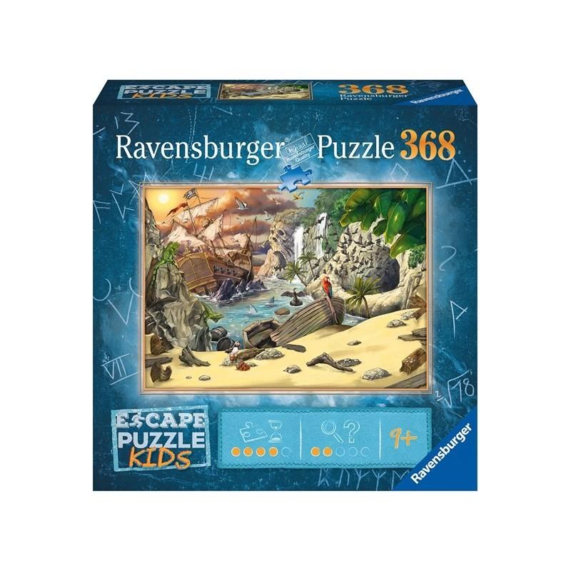 Escape Puzzle Kids - L'Aventure des pirates