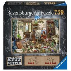 Escape Puzzle - Atelier d'Artiste