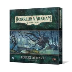 Horreur à Arkham JCE - L'héritage de Dunwich