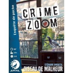 Crime Zoom Oiseau de malheur