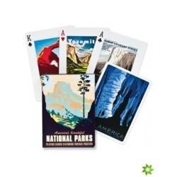 Carte à jouer - National Parks - 54 cartes