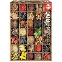 Puzzle 1'000 pièces - Mappemonde