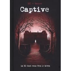 La BD dont vous êtes le héros - Captive