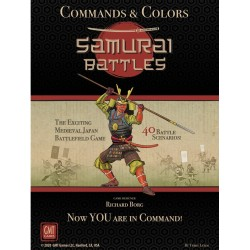 Commands & Colors Samuraï Battles