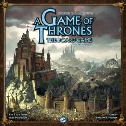 Le Trône de Fer : Le jeu de plateau 2ème édition
