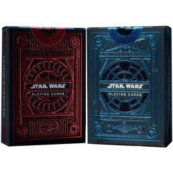 Carte à jouer - Bicycle Star Wars Dark Side / Light Side